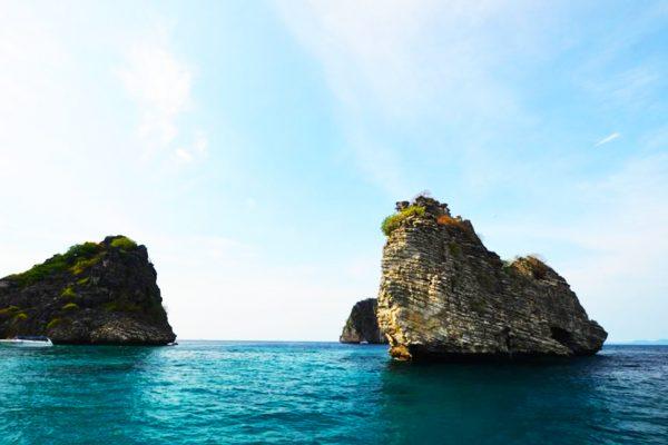 เกาะรอก เกาะห้า จากภูเก็ตเรือเร็ว
