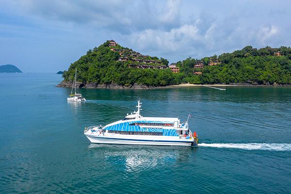 Royal Phuket Cruise Coral Island (2)