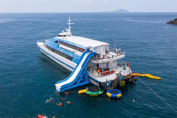 Royal Phuket Cruise Coral Island (3)